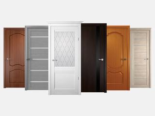 Несколько простых советов по выбору цвета межкомнатных дверей