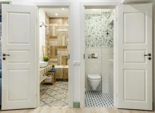 Как выбрать дверь для ванной комнаты