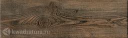 Напольная плитка InterCerama Pantal красно-коричневая 15*50 см
