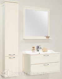 Комплект мебели Aquaton Леон 80 Дуб белый
