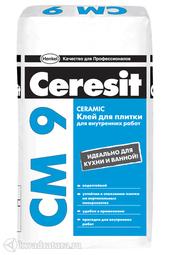 Клей для плитки Ceresit CM9 (25 кг.)