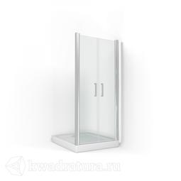 Душевое ограждение BASПандора SD 100*100 см