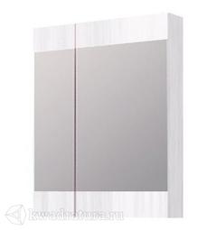 Зеркало-шкаф Aqwella Бриг В6 белый
