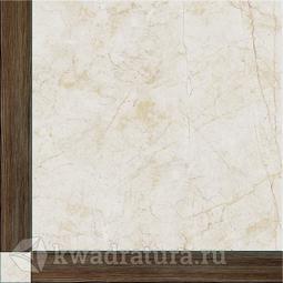 Напольная плитка InterCerama SHATTO коричневая 43*43 см - 6,47 кв.м.