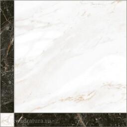 Напольная плитка InterCerama Shatto серый 434375071 43*43 см