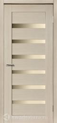 Межкомнатная дверь Дера модель 643 Акация