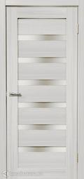 Межкомнатная дверь Дера модель 643 Сандал Белый
