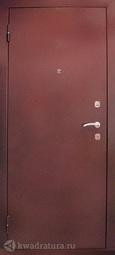 Дверь входная металлическая Алмаз Яшма (Медь-антик)