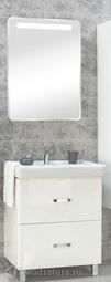 Комплект мебели Aquaton Америна 70Н белый