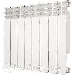 Радиатор алюминиевый 80/500 BIMETTA 8 секц. AL-500-8