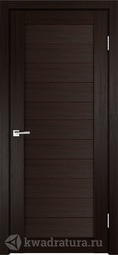 Межкомнатная дверь Velldoris (Веллдорис) Duplex 0 венге, глухое