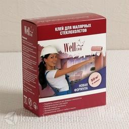 """Клей """"Wellton"""" для малярных стеклохолстов арт.GW300-k"""