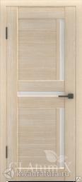 Межкомнатная дверь GreenLine X-16 капучино