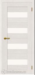Межкомнатная дверь Матадор X4 белое дерево лайт