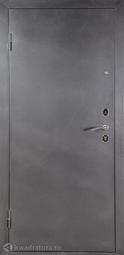 Дверь входная металлическая Легион L-1 серебро антик/орех премиум