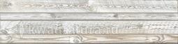 Напольная плитка InterCerama Loft светло-серая 15*60 см