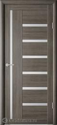 Межкомнатная дверь Фрегат (ALBERO) Мадрид Серый кедр