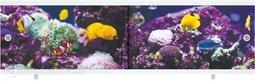 Экран под ванну Метакам Ультралегкий-Арт подводный мир 150, 170 см