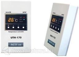 Терморегулятор накладной с таймером UTH-170 (4 кВт)