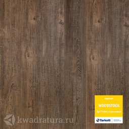 Ламинат Tarkett WOODSTOCK Дуб Робин коричневый